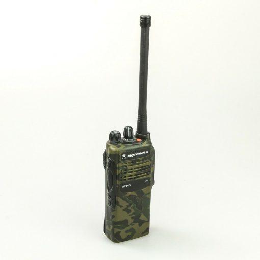 Motorola GP340 Handfunkgerät Camouflage