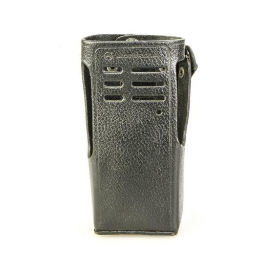Motorola HLN9665A Ledertasche mit Gürtelschlaufe für GP340 GP640