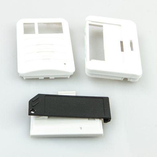 Swissphone Quattro Gehäuse – Weiß