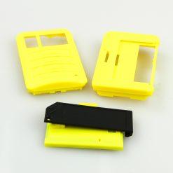 Swissphone Quattro Ersatz-Gehäuse – gelb
