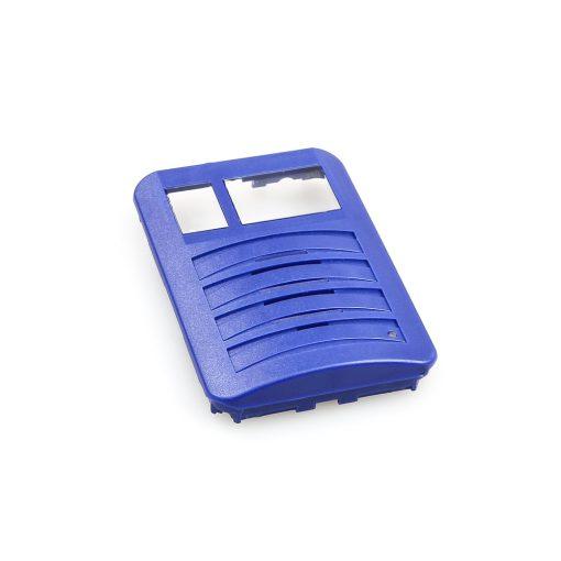 Swissphone Quattro Ersatz-Gehäuse – blau - front