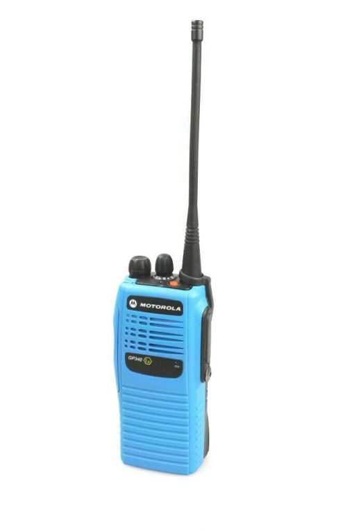 Motorola Atex GP340 MDH25RCC6AN3BEA Handfunkgerät 01