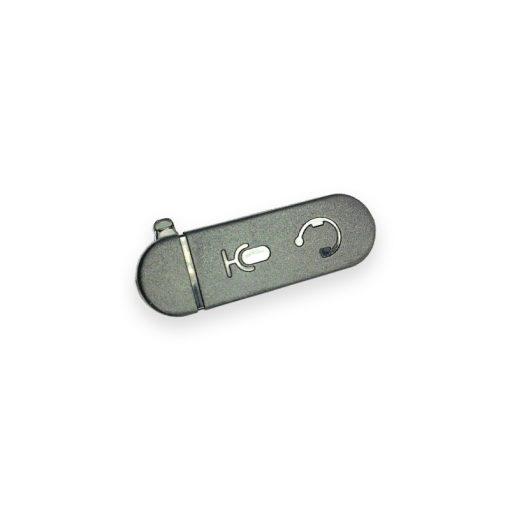 Motorola DP1400 Dust Cover, Audio Jack Part-Nr.: 15012242001