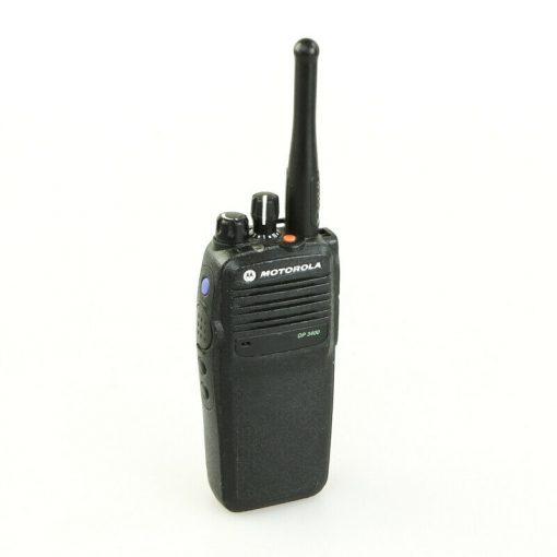 Motorola DP3400 UHF Handfunkgerät inkl. Neu-Akku : Frequenz- 403 - 470 MHz