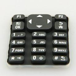 Motorola DP4800 DP4801 Keypad Tastatur-Matte - 75012064004