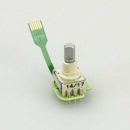 Motorola Encoder Assembly, with flex MTM800e MTM5400 - 0104025J36