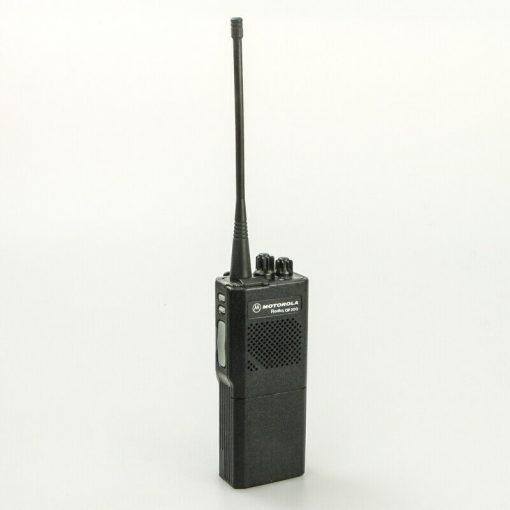 Motorola GP300 UHF 438 - 470 Handfunkgerät 8 Kanal inkl. Neuakku - 467,150 MHz