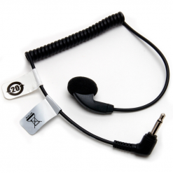 Motorola MDRLN4885 Ohrhörer mit Spiralkabel und 3,5mm Stecker