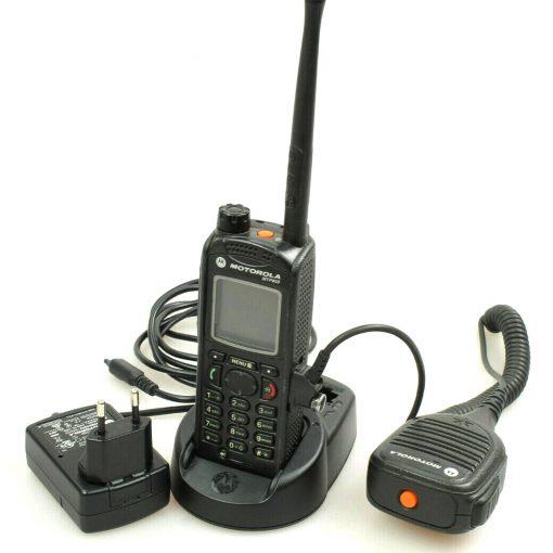Motorola MTP850 Handfunkgerät