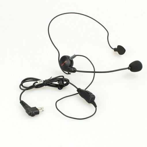 Motorola PMLN5976A Mag One Ohrhörer + Boom Mikrofon / PTT für DP1400 CP040