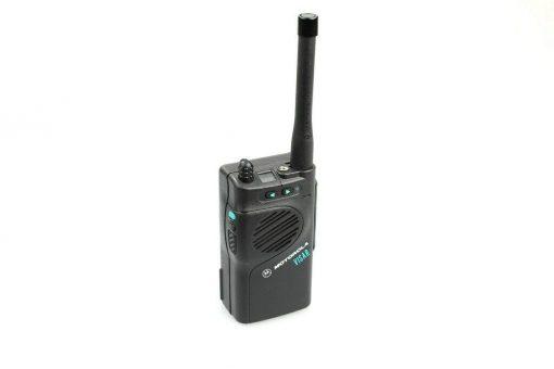 Motorola Visar UHF Handfunkgerät