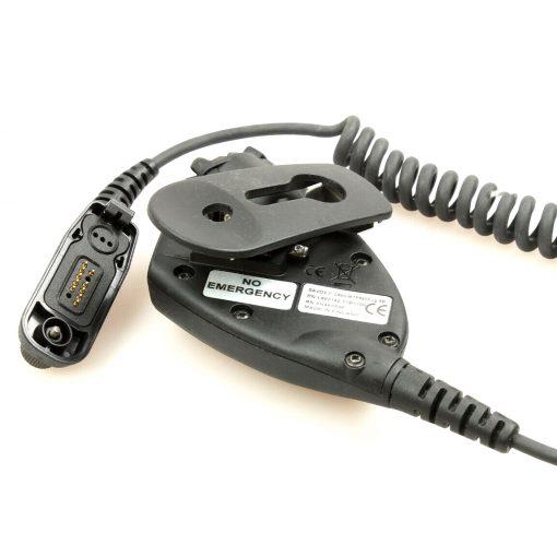 SAVOX C-C500 MTP850 Fug Mikrofon Lautsprechermikrofon RSM - für Motorola 01