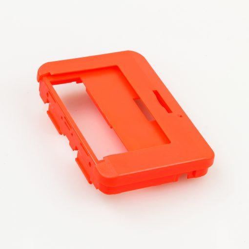 Swissphone Quattro Ersatz-Gehäuse – L-Rot - Rückseite.jpg
