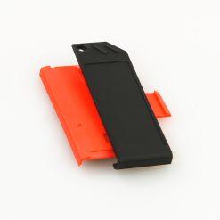 Swissphone Quattro Ersatz-Gehäuse – L-Rot - Akkudeckel mit Clip.jpg