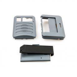 Swissphone Quattro Ersatz-Gehäuse - Grau