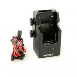 Wetech WTC680 Fahrzeug KFZ-Ladehalterung für Motorola MTH800 MTP850 MTP850FuG