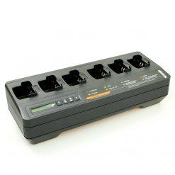 Motorola PMPN4289A IMPRES 6 Fach-Ladegerät DP2600 DP3400 DP4400 DP4800e XPR7550
