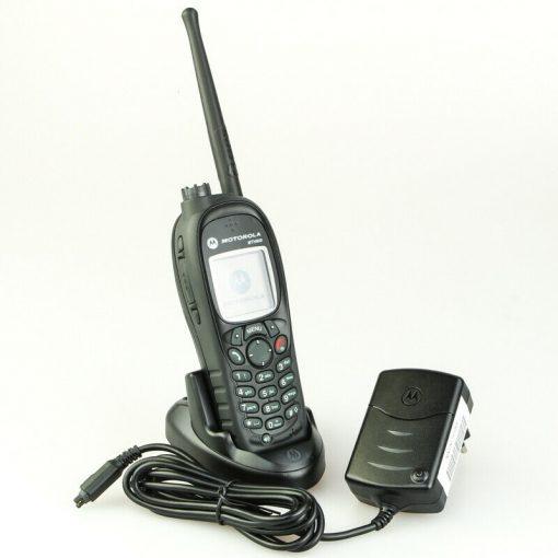 Motorola MTH800 Tetra Handfunkgerät mit Ladegerät