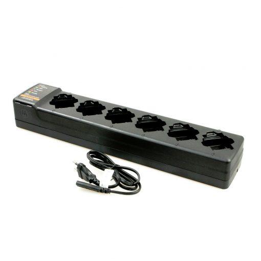 Motorola PMLN7102A Mehrfach-Ladegerät (6-fach) SL1600 SL2600