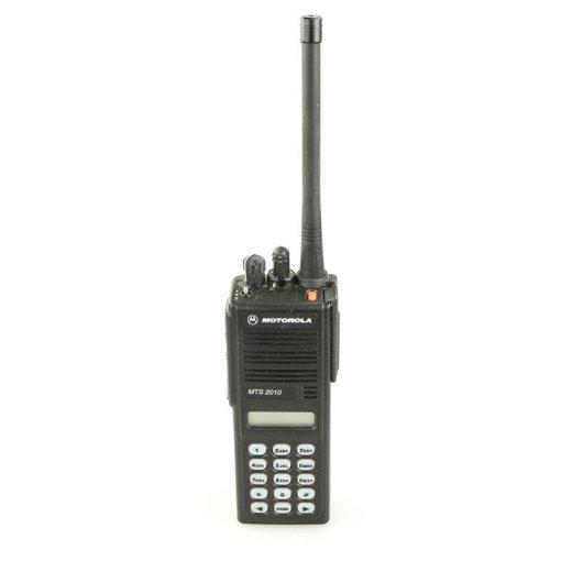 Motorola 2m BOS MTS2010 FuG-10b inkl. Neu - Akku und Ladegerät