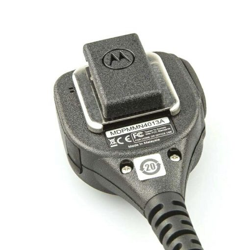Motorola PMMN4013A LSM Mikrofon IP54 mit 3,5mm Audiobuchse GP300 CP040 DP1400