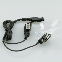 Headset mit Schallschlauch für MOTOROLA GP344 GP388 GP644 GP688