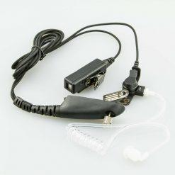 Headset mit Schallschlauch für Motorola GP320 GP340 GP360