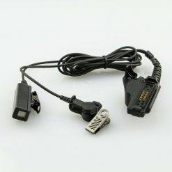 Headset mit Schallschlauch für Motorola GP900 GP1200 HT1000 MTS2010 MTS2013