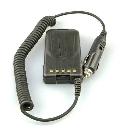 Akku Eliminator – 12V KFZ-Ladegerät für Kenwood TK-2140 TK-2160