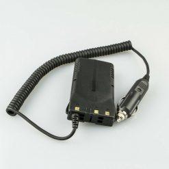 Akku Eliminator – 12V KFZ-Ladegerät für Kenwood TK-280 TK-380 TK-480