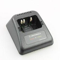 Motorola NTN8375A Visar Dual Ladegerät mit Netzkabel für GP900 MTS2010 MTS2013