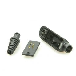 Audiostecker Bausatz für Motorola GP320, GP330, GP340