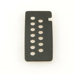 Motorola Escutcheon universal flex Label Part-Nr.: 1386058A01